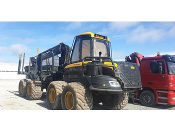 Форвардер Ponsse Elephant 8W Forwarder