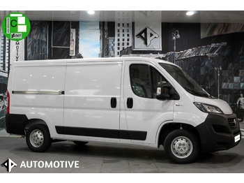 FIAT Ducato Fg 33 L2H1 140CV Pack Clima - цельнометаллический фургон