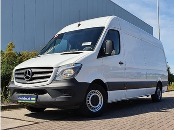 Mercedes-Benz Sprinter 314 l3h2 maxi airco - цельнометаллический фургон