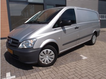 Mercedes-Benz Vito 113 CDI automaat Lang airco 3-pers dealer auto trekhaak 2500kg - цельнометаллический фургон