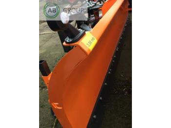 INTER-TECH Hydraulischer Pflug 3 m/Hydraulic snow plough 3m/Гидравличес - отвал