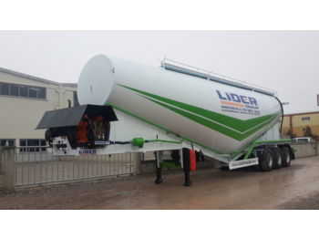Цистерна полуприцеп LIDER 2017 NEW 80 TONS CAPACITY FROM MANUFACTURER READY IN STOCK