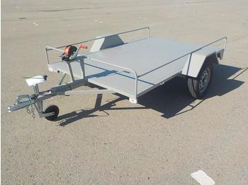 Unused Carruajes Tocina Single Axle Trailer c/w Ramps (Technical Sheet Available / Ficha Técnica Disponible) / Remolque para Diversos Usos con Rampas - прицеп для легкового автомобиля