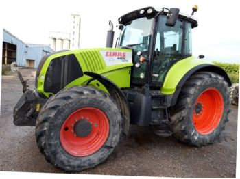 Claas AXION 850 CEBIS - колёсный трактор