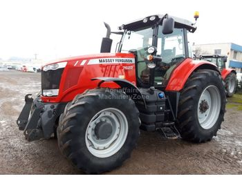 Massey Ferguson 7622 DVT EFFICIENT - колёсный трактор