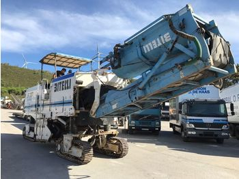 BITELLI SF 202 R - COLD PLANNER / ROAD CUTTER / ASPHALT MILLING MACHINE - дорожная фреза