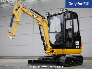 Мини-экскаватор Caterpillar 301.7D CR New Unused - full warranty until 22-02-2021