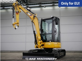 Мини-экскаватор Caterpillar 303.5E CR New Unused - full warranty until 22-02-2021 parts labour