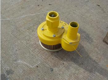 "Unused 2"" Submersible Water Pump to suit Drive Unit - насос для воды"