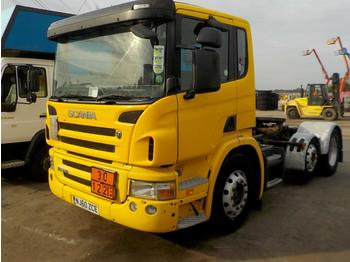 2010 Scania 6x2 Midlift (Reg. Docs. Available) - тягач