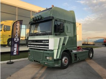 Тягач DAF 95XF.480 SSC EURO2 MANUAL + INTARDER FULL EXTRA *TOP*
