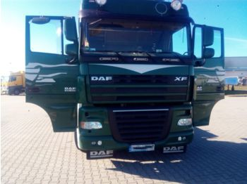 DAF XF 105.460 Retarder Manual 2009  - тягач