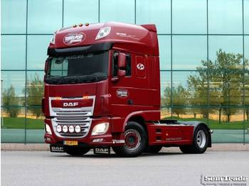 DAF XF 460 FT EURO 6 SSC PTO HYDRAULICS TOP CONDITION HOLLAND TRUCK - тягач