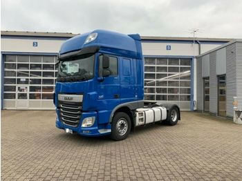 DAF XF 510 FT Super Space Cup Spoiler Fender  - тягач