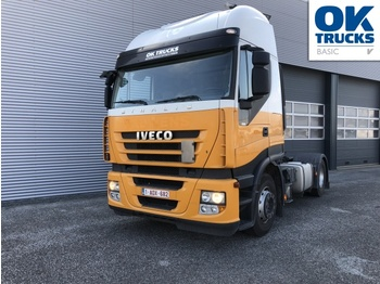 Iveco Stralis AS440S42TP (Euro5 Klima Luftfed. ZV) - тягач