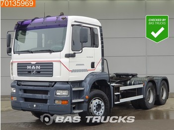Тягач MAN TGA 26.410 6X4 Manual Big-Axle Comfortshift Euro 4