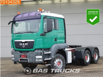 Тягач MAN TGS 33.440 6X4 Manual Intarder Hydraulik Euro 4