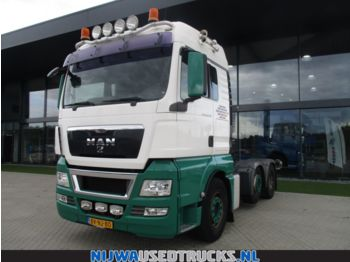 MAN TGX 26.440 Steered axle 6X2  - тягач