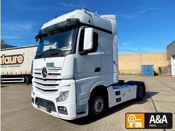 Mercedes-Benz ACTROS 1845 BIGSPACE MP4 EURO 6 375.000 KM MY 2015 - тягач
