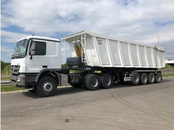 Mercedes-Benz Actros 3340S 6x4 + 60 CBM Tipper trailer (20x available) - тягач