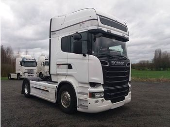 SCANIA R560 V8 RETARDER PORSCHE CARRERA LIMITED EDITION 049/250 - тягач