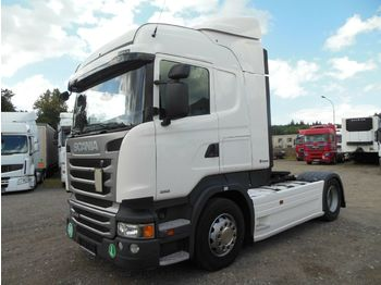 Тягач Scania R410, EURO 6, RETARDER, 5 STÜCKS, TOP