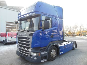 Тягач Scania R410, LOWDECK, RETARDER, EURO 6, ACC, TOP